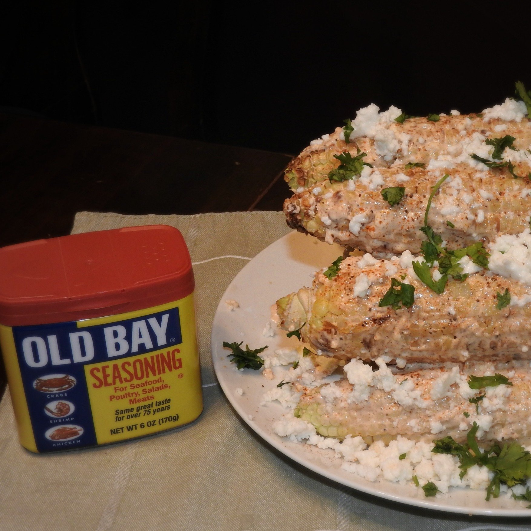 OLD BAY Street Corn