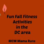 5 Fun Fall Fitness Activities in the DC Area
