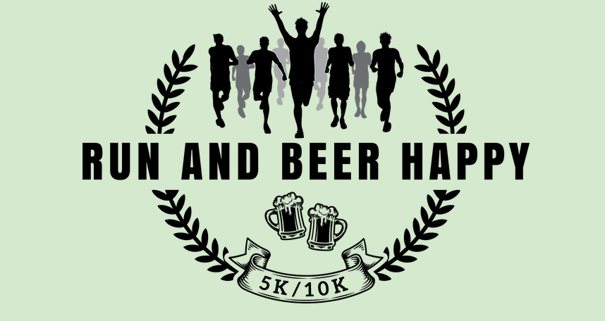 Run and Beer Happy