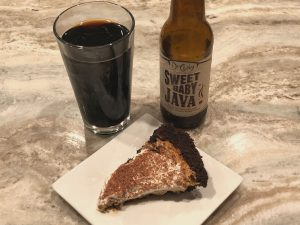 DuClaw Sweet Baby Java Peanut Butter Pie