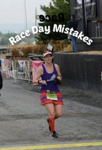 Race Day Mistakes: This is What You Should Not Do