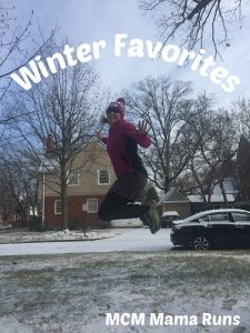 5 favorites that will help me enjoy the winter