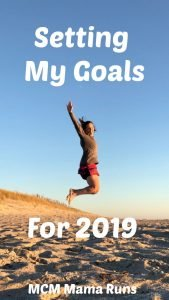 Setting some S.M.A.R.T Goals for 2019