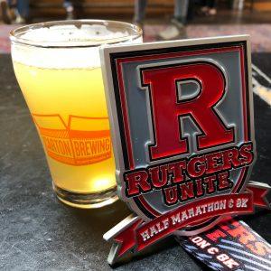 Half Marathon #79: Rutgers Unite Half Marathon