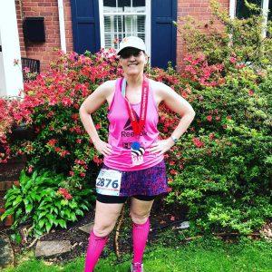 Half Marathon #80: National Women's Half Marathon