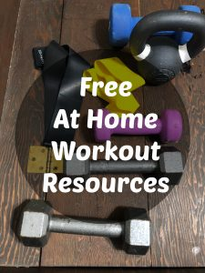 Free Resources to Stay Fit during Coronavirus Isolation