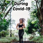Running safely in the days of Covid 19